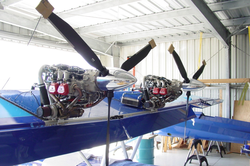 Air-Cam 914 Engine Installations