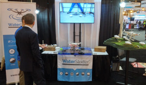 WaterStrider at AUVSI 2016